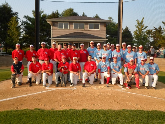 2014 Alumni Game Participants